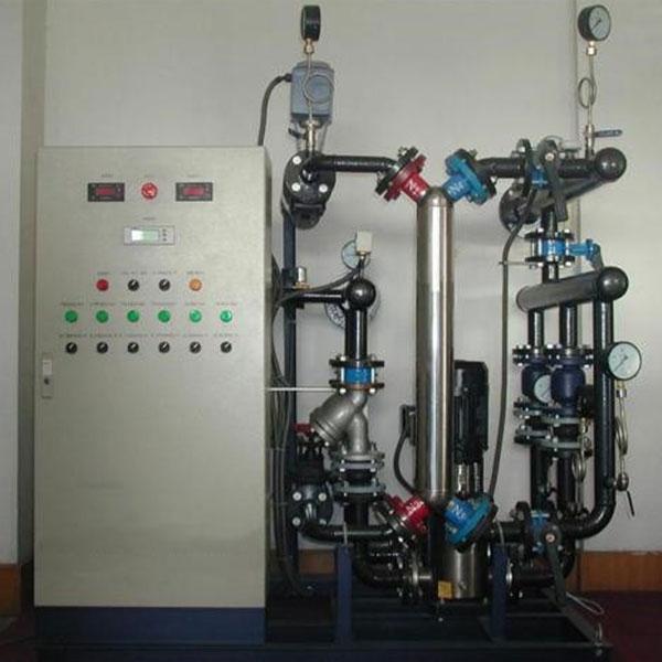 螺旋缠绕管式换热机组