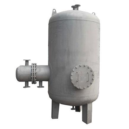 容积式浮动盘管换热器的组成及优势特点