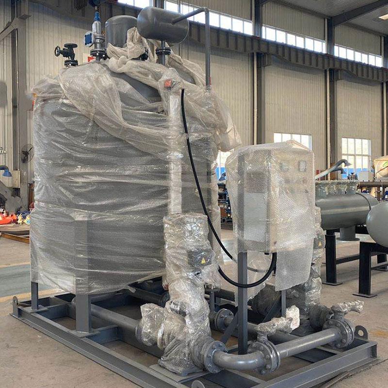 冷凝水回收装置的选型和注意事项有哪些